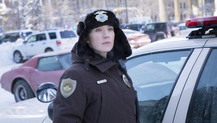 De koene politievrouw Gloria wordt ongetwijfeld de held in dit nieuwe seizoen. Beeld