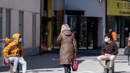 """Heropening winkels leidt niet tot grote toeloop: """"We zijn er nochtans klaar voor"""""""