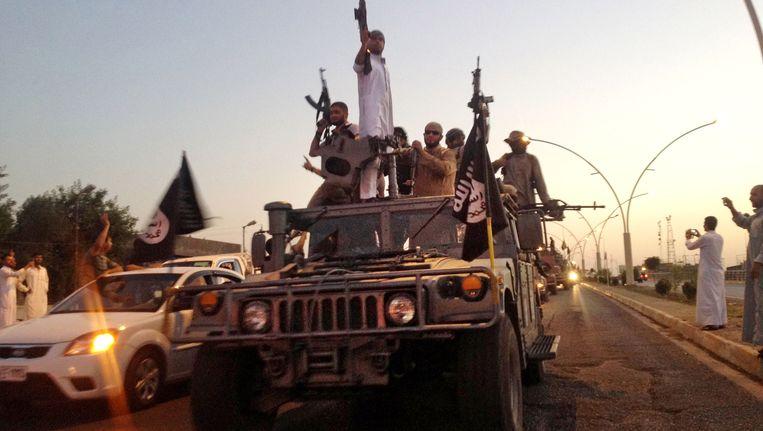 Terreurgroep IS zou artsen doden die weigeren mee te werken aan de orgaanhandel.