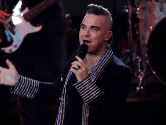 Robbie Williams vormt nieuwe band met vrienden