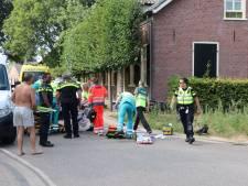 56-jarige snorfietser uit Raamsdonksveer alsnog overleden na zwaar ongeluk Almkerk van twee weken geleden