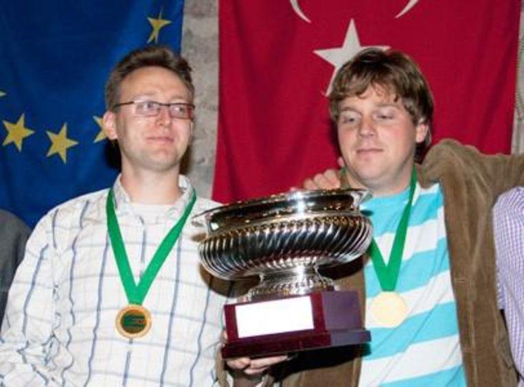 In 2009 een eerste plek op het EK in San Remo, Italië. Beeld