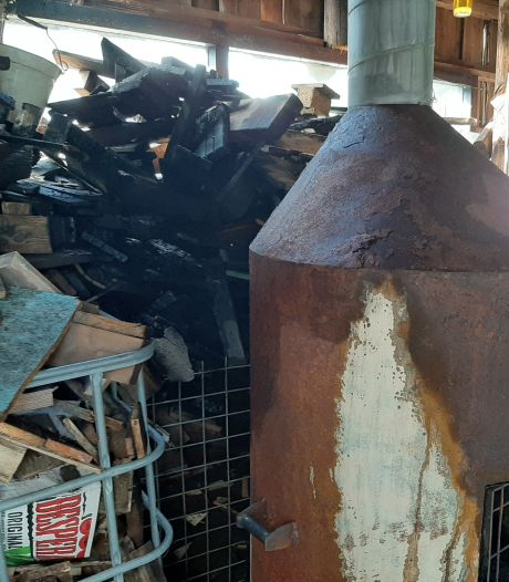 Eigenaar zorgboerderij in Daarle na brand: cliënten niet in gevaar geweest