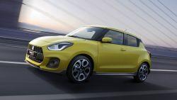 Make-over voor deze klassieker, de Suzuki Swift Sport