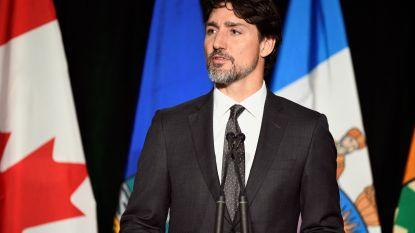 Trudeau: Zonder recente spanningen hadden slachtoffers crash Teheran nog geleefd