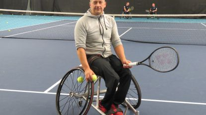 """13 jaar na levensbepalend ongeval schopt Ivan het tot tweevoudig Belgisch kampioen rolstoeltennis: """"Maar om hogerop te komen moet ik continu centen inzamelen want de sport kost handen vol geld"""""""