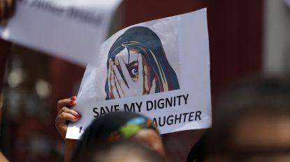 Nogmaals meisje (7) verkracht en vermoord in India