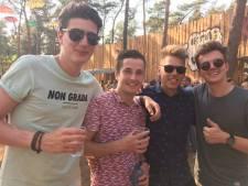 Vriendengroepen op Dauwpop: 'We hebben nog geen act gezien'