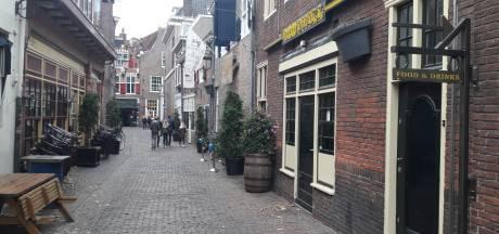 Nauwe straten in binnenstad van Amersfoort voor brandweer 'extra lastig'