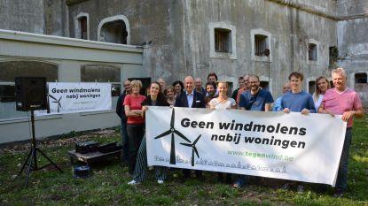 Provincie geeft negatief advies voor bouw windturbines