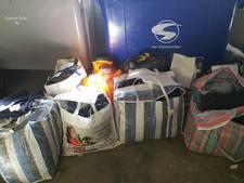 Rotterdamse politie houdt zeven Roemenen aan voor winkeldiefstal