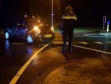 Gewonde bij aanrijding met twee auto's in Hengelo