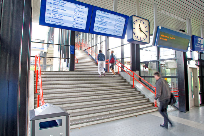 NS-station Woerden