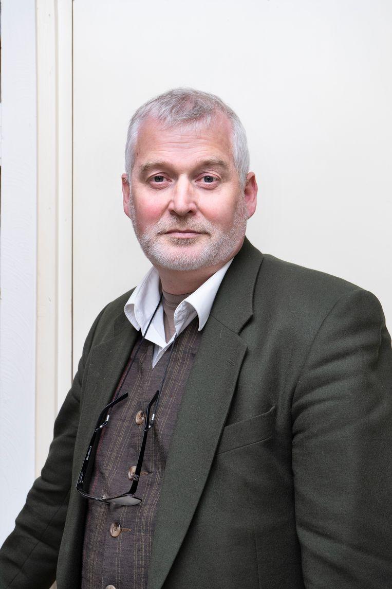 Henk Groenewegen: 'Groot, groter, grootst – de ongeschreven wet van de afgelopen decennia – blijkt niet in alle gevallen op te gaan.' Beeld Boris Vermeersch