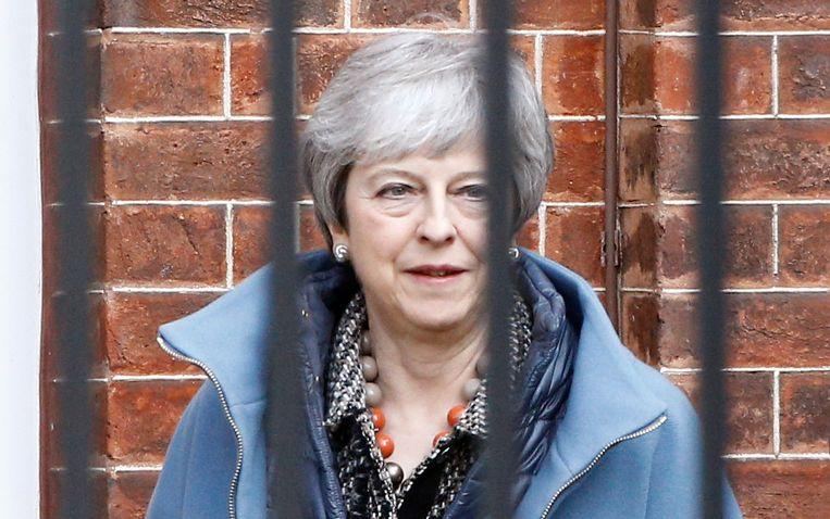 Theresa May Beeld REUTERS