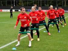 PSV begint door corona gespannen aan Europa League