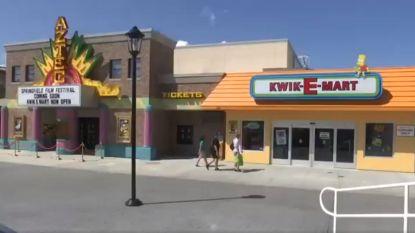 Thank you, come again! Levensechte Kwik-E-Mart opent de deuren