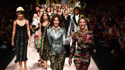 De storm rond de racismerel van Dolce & Gabbana gaat maar niet liggen