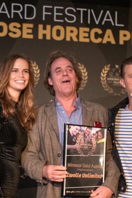 Zwols festival ontvangt Gold Award tijdens het Award Festival in Alkmaar: 'Bevestiging dat we op de goede weg zijn'