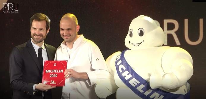 Jim Ophorst, chef-kok van restaurant PRU in het Thaise Phuket, behoudt zijn Michelinster
