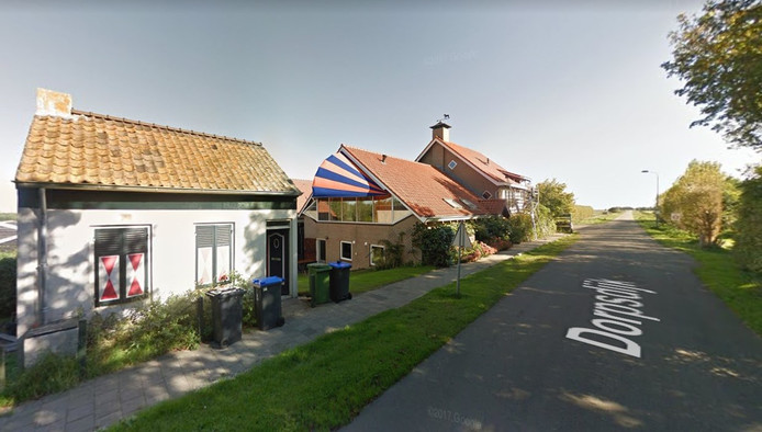 De Vlasschure in Wissenkerke.