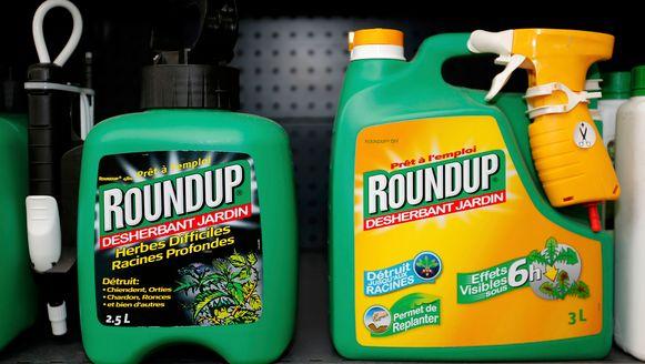 Glyfosaat zit onder andere in Roundup, een erg krachtige onkruidverdelger van Monsanto.