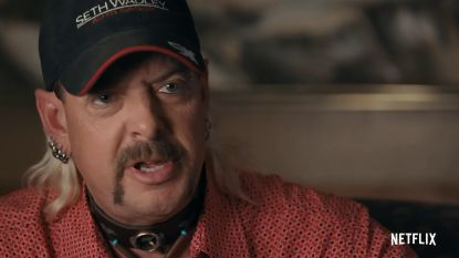 'Tiger King' Joe Exotic gaat Trump om presidentieel pardon vragen