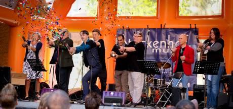 Waalzinnig Festival: stralen op het podium, ondanks die beperking