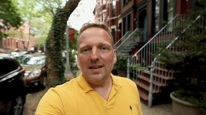 Nieuw op HLN: onze man uit New York (omdat we er zelf niet naar mogen vliegen)