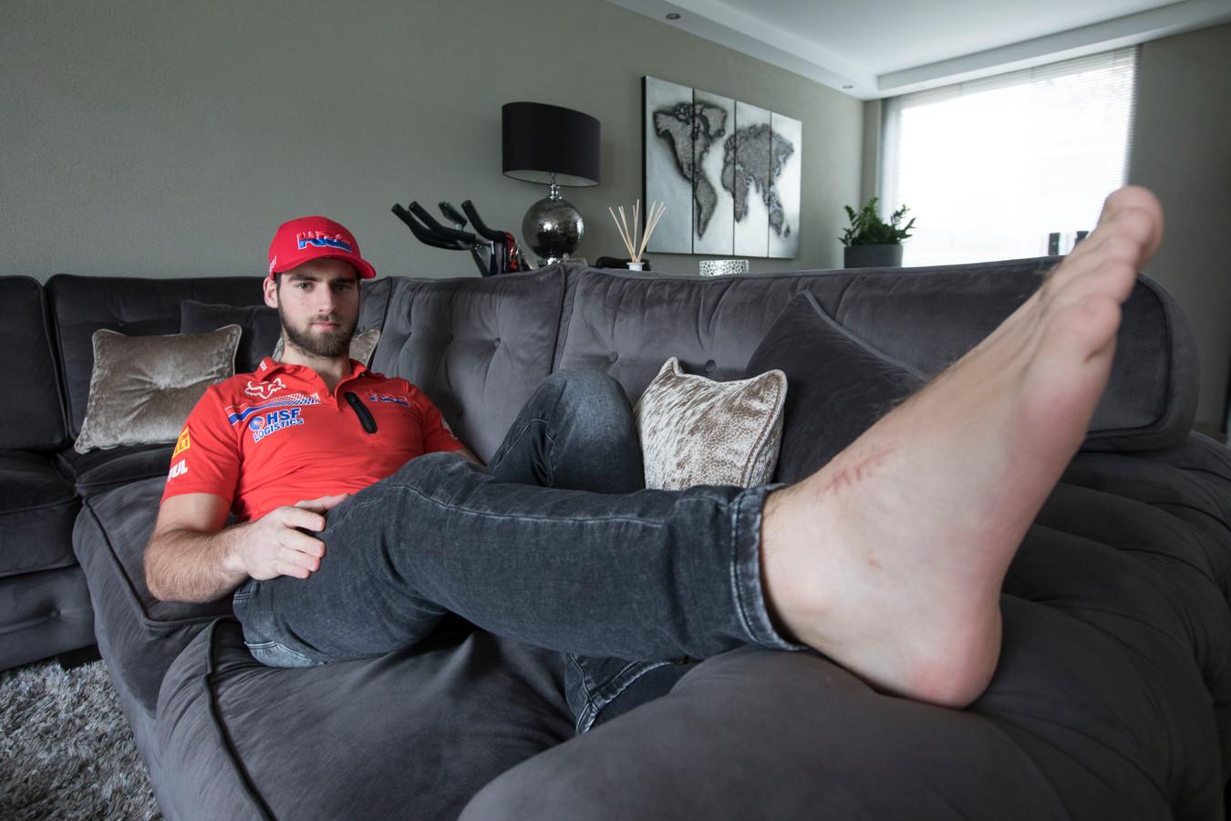 Eindhoven - Brian Bogers mist eerste 4 races ivm blessure