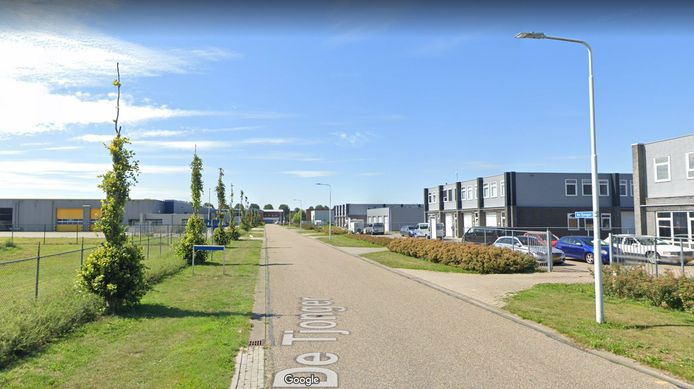 Foto ter illustratie. De gemeente Dronten voert samen met verschillende veiligheidspartners, controles uit op bedrijventerreinen. Afgelopen week werd er gecontroleerd aan De Tjonger en de Pioniersweg.