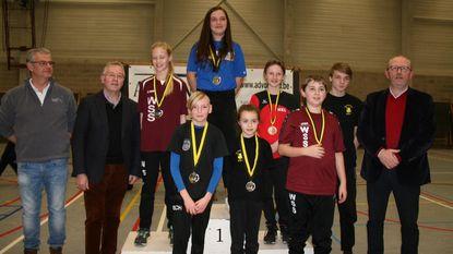 137 schutters op Vlaamse jeugdkampioenschappen