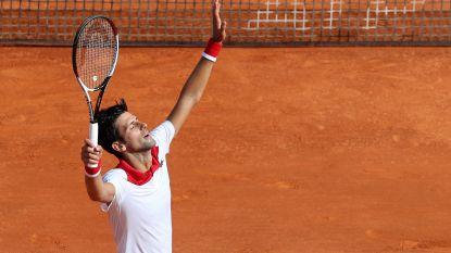 """Djokovic trekt eindelijk nog eens aan het langste eind - Interimkapitein Van Aken: """"We durven de favorietenrol in Fed Cup aannemen"""""""