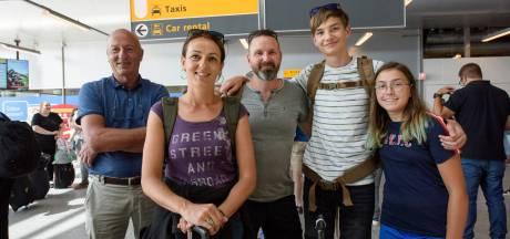 Eindelijk geland in Eindhoven: Gestrand op Montenegro, maar toch 'stiekem genoten van twee extra dagen vakantie'