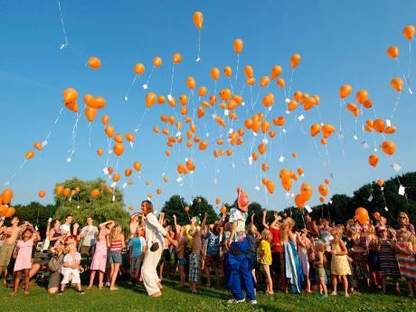 Geen ballonnen, maar bellen op Koningsdag in Zoetermeer