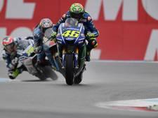 Rossi wint voor de tiende keer Assen