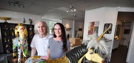 Galerie De Witte Kamer sluit na 18 jaar de deuren in Delden