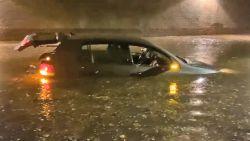 """Kortrijk onderzoekt alle 200 meldingen van wateroverlast na onweer van donderdag: """"We bekijken riolen en straatkolken"""""""