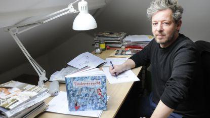 Cartoonist Kim Duchateau brengt 'Tinderstruck' uit, een boek over relaties, seks en liefde. En ja, daarvoor moest hij research doen