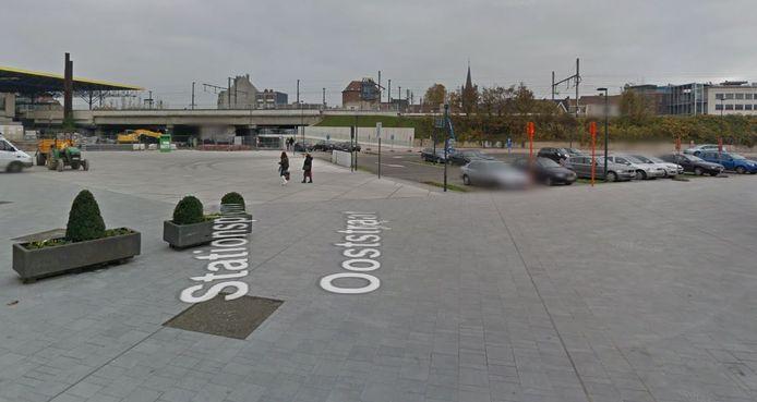 Het Stationsplein