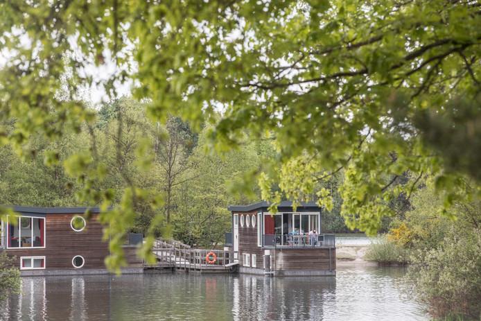Center Parks De Kempervennen in Westerhoven, bekend vakantiepark in de Kempen.