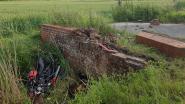 Motorrijder komt om het leven na zware crash tegen duiker in Zevekote