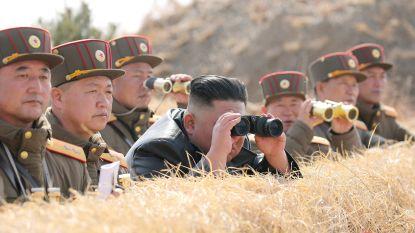 """Noord-Korea lanceert opnieuw """"niet-geïdentificeerd"""" projectiel"""