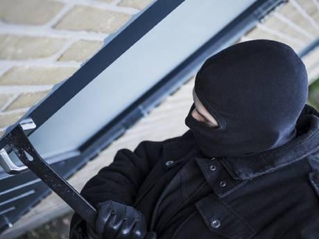 Betrapte inbrekers slaan op de vlucht in Gouda
