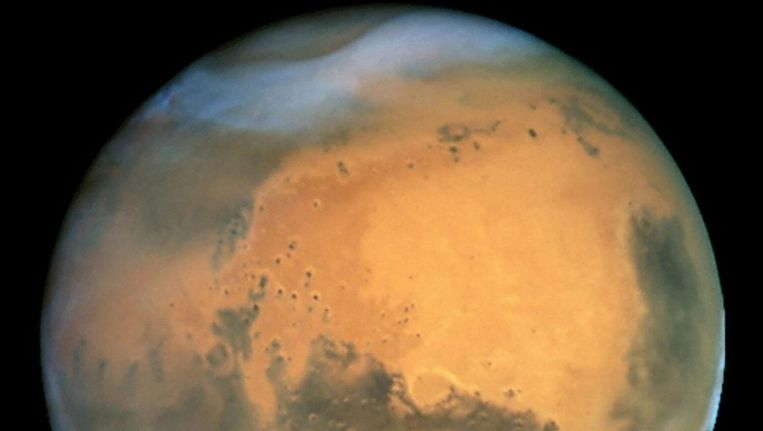Mars. Beeld EPA/NASA