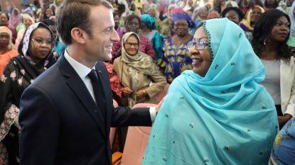 """Macron betreurt dat VS zich terugtrekt uit Syrië: """"Een bondgenoot zou betrouwbaar moeten zijn"""""""
