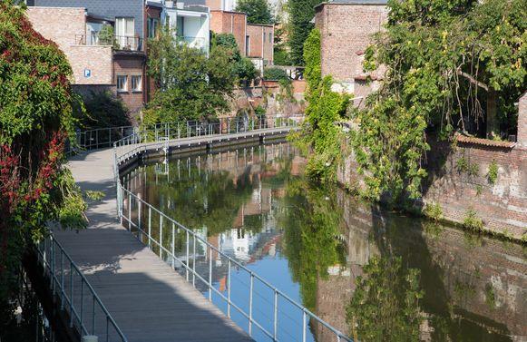 Mechelen, Dijle