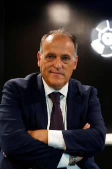 La Liga-baas Tebas verwacht nog meer kijkers voor Clásico: 'Aantrekkingskracht blijft groot'