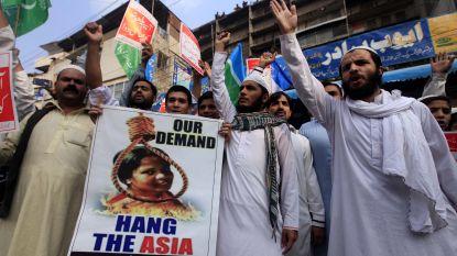 Echtgenoot van vrijgesproken Pakistaanse christen Asia Bibi vraagt asiel in VK, VS en Canada