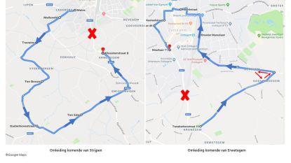 Spoorwegbrug in Erwetegem nog drie weken langer dan gepland afgesloten
